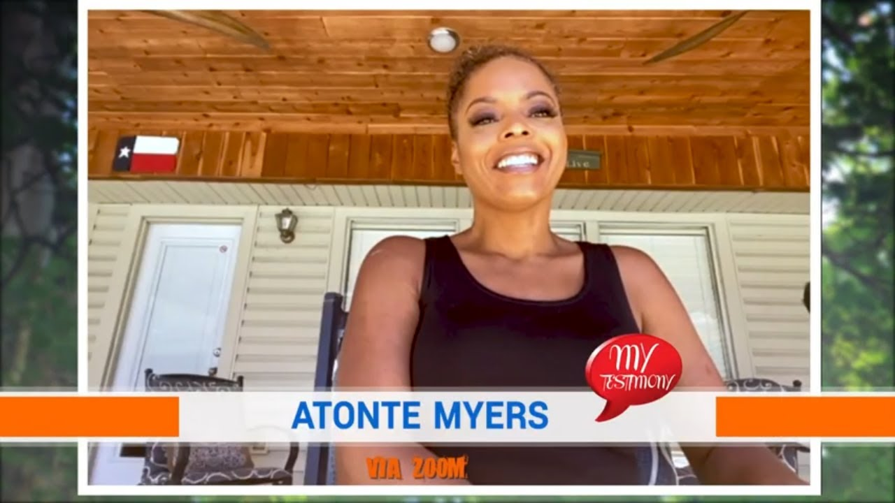 My Testimony Season 2 Episode 14: Atonte Myers