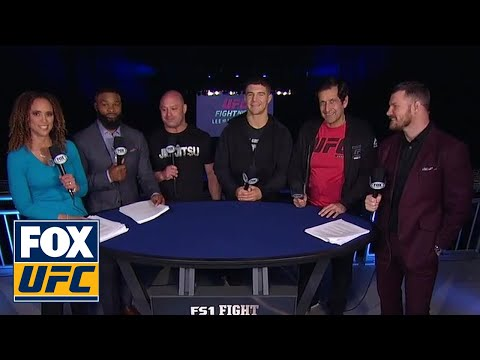 Al Iaquinta, Matt Serra, and Ray Longo talk with the UFC on FOX crew | INTERVIEW | UFC on FOX