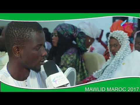 Gamou Maroc 2017: Interview Thierno Madiou BA representent du Consulat  Senegal