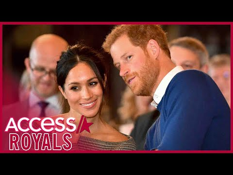 Meghan Markle Gave Prince Harry The Most Touching Father's Day Gift