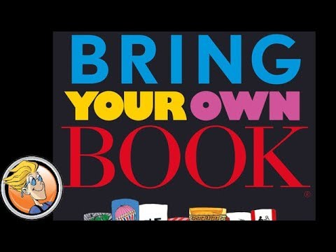 Bring Your Own Book Game Preview At Spiel 17 Youtube