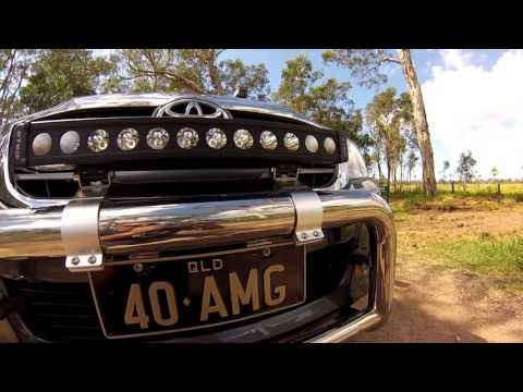Stedi light bar review hilux 4x4 beach camping youtube stedi light bar review hilux 4x4 beach camping mozeypictures Choice Image