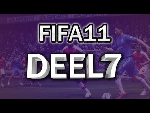 FIFA 11: World XI Vs Classic XI - DEEL 7
