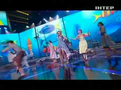 Оля Полякова - Ах, Одесса! (live)