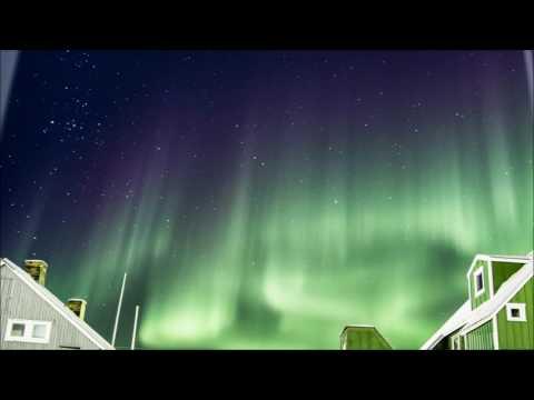 Northern Lights in  Holsteinsborg, Greenland