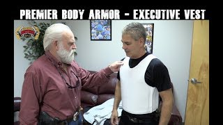 Premier Body Armor Executive Vest