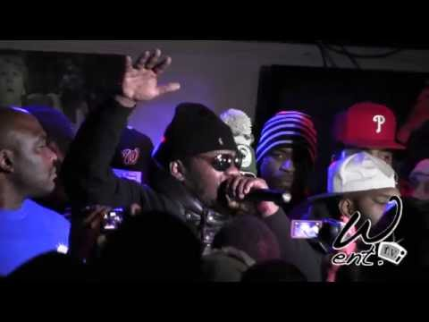 Beanie Sigel - Live At ICONS Fairfax VA Only On W.A.S.T.E TV