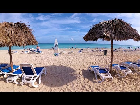 From The Room To The Open Ocean - Occidental Arenas Blancas, Varadero - Cuba