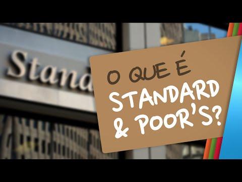 O que é Standard & Poor's?