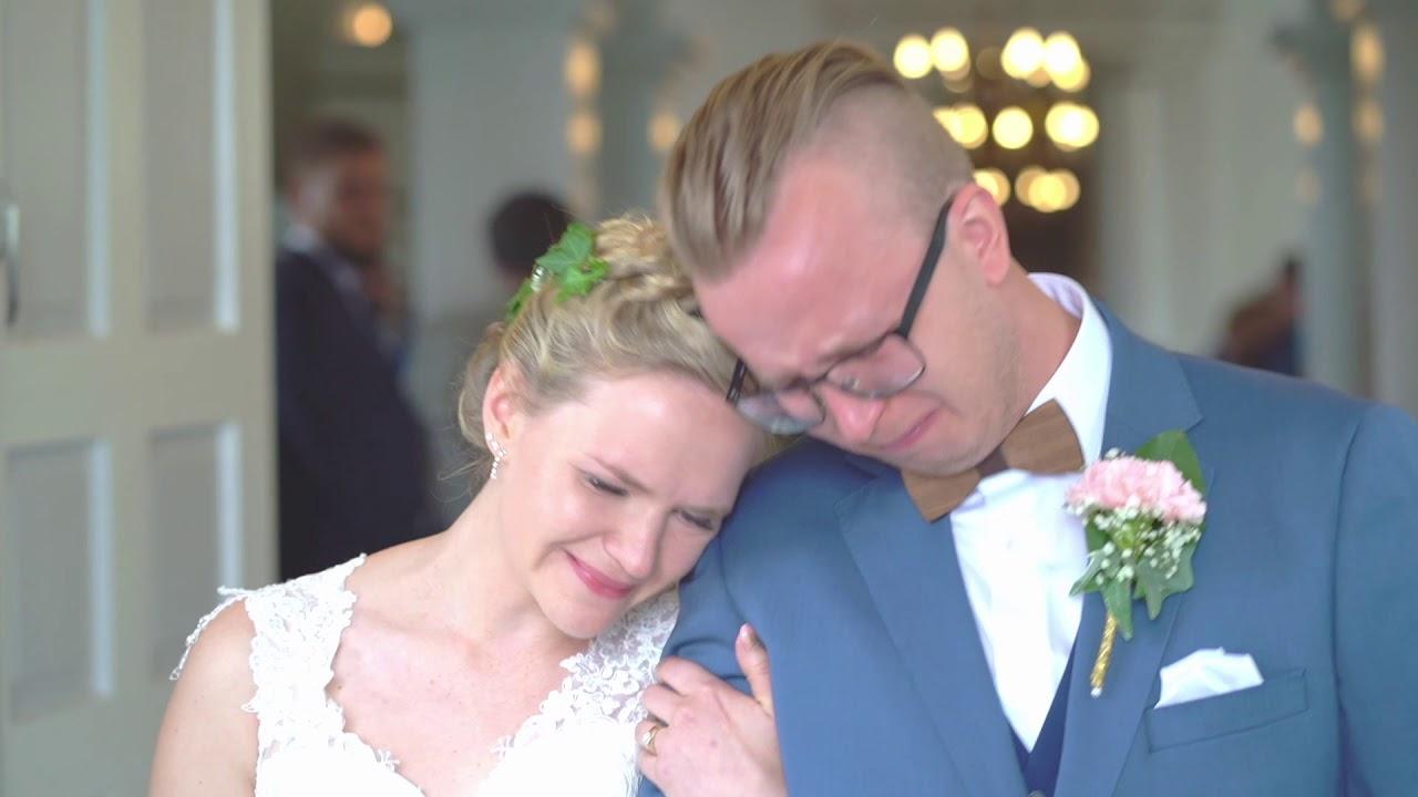 Anna ja Juho häätraileri 2018