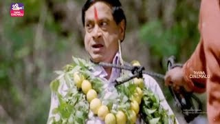 Ms Narayana Old Movie Super Hit Comedy Scene | Telugu Comedy Scene | Mana Cinemalu