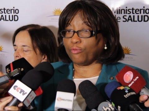 Health ministers convene in Uruguay over Zika