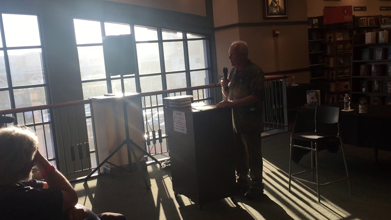 Terry Brooks Visited Barnes And Nobles In Orange County Ca July Of 2018