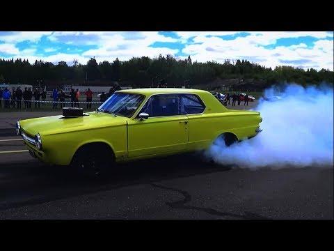 Drag Racing Up-Close! - Malmi Customs & Street Outlaws - 2017