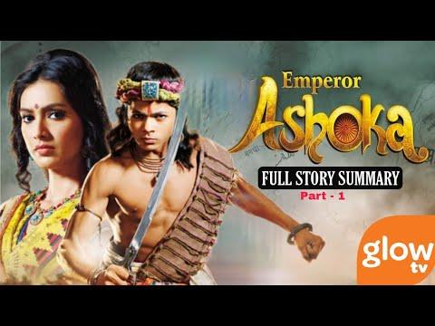 Download Emperor Ashoka On Glow Tv: Full Episode story summary (English) Ashoka samrat
