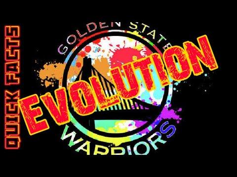 The Evolution of Golden State Warriors Logo