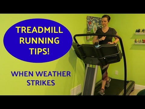 RUNNING ON THE TREADMILL! EMBRACE IT + SAFETY TIPS