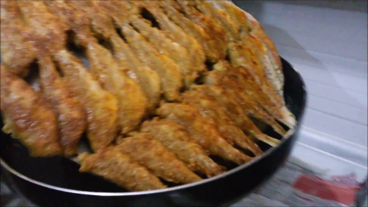 Barbun Balığı Kızartma Tarifi Videosu