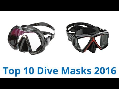 10 Best Dive Masks 2016
