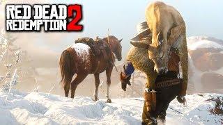ОХОТА НА ОЛЕНЕЙ - Прохождение Red Dead Redemption 2