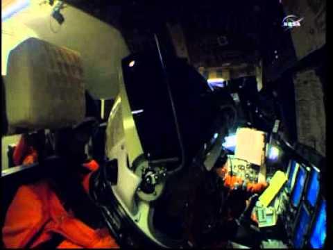 STS-135 Ascent Flight Control Team Simulation