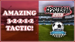 Unstoppable Tactic in Football Manager 2018 (FM18)