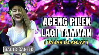 DJ ACENG PILEK LAGI TAMVAN | DASAR LO ANJAY TERBARU 2018 PALING ENAK