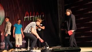 Армлифтинг 1 юниоры. Турнир Анас 2014 Чистополь