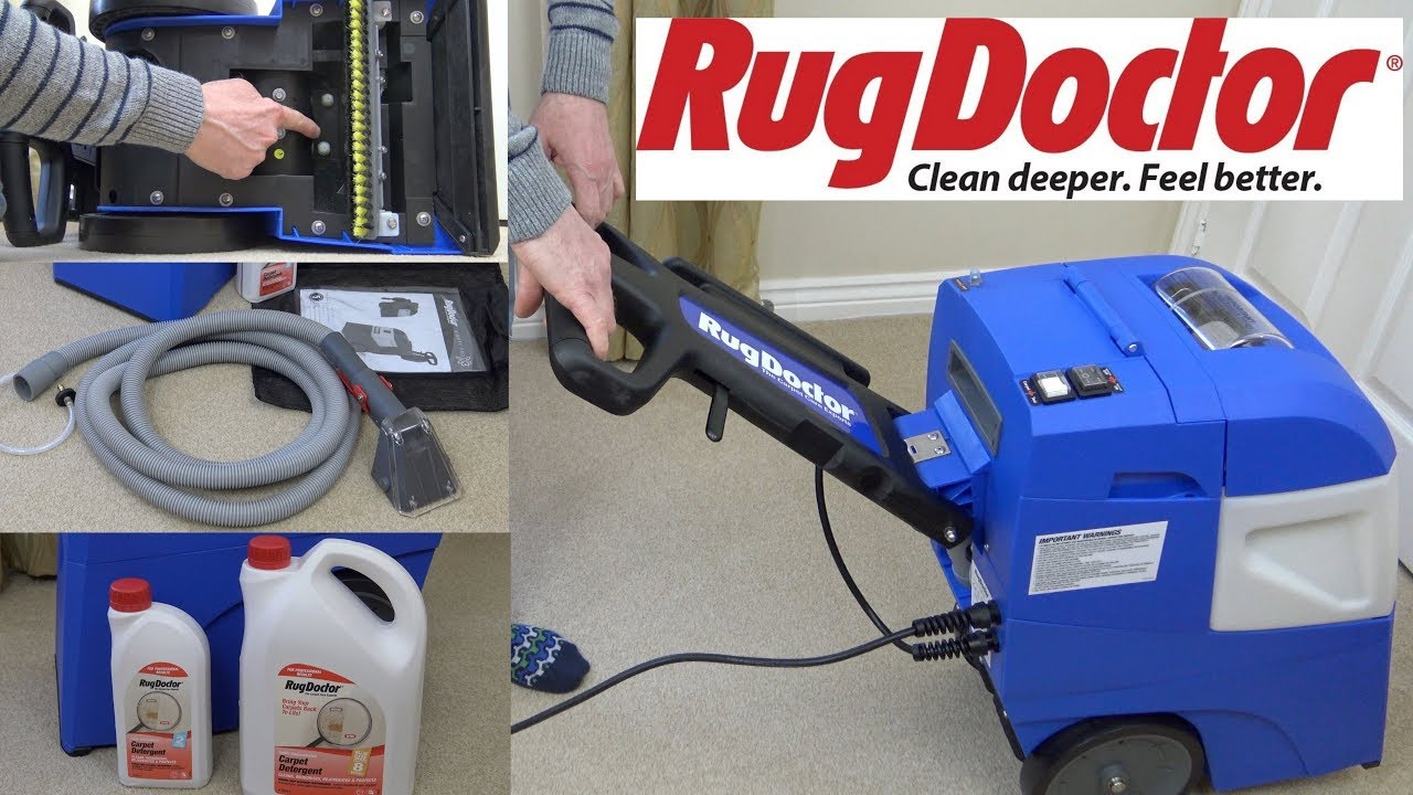 Rug Doctor Mighty Pro X3 Carpet Washer