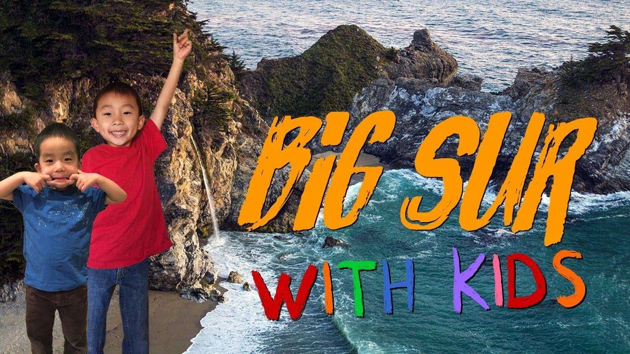 Amazing Hidden Purple Sand Beach! Big Sur Road Trip with ...
