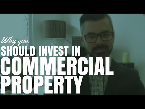 Why You Should Invest In Commercial Property (Ep277)