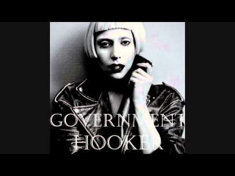 Lady GaGa - Hooker on a Church Corner (Instrumental)