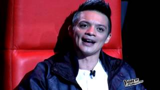 THE VOICE Philippines : JUNJI ARIAS (Blind Audition)