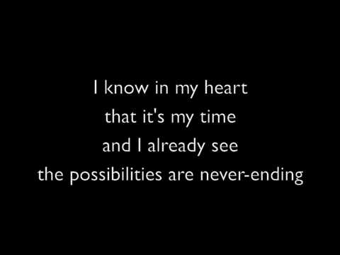 Sonic Unleashed: Endless Possibilities Lyrics