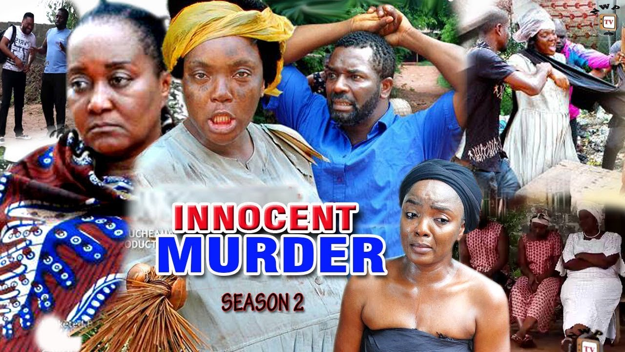 Download Innocent Murderer Season 2 - Chioma Chukwuka 2017 Latest Nigerian Nollywood Movie