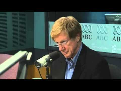 Kerry O'Brien discusses leaving the 7.30 Report