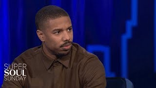 "Michael B. Jordan Says He Went to Therapy After Filming ""Black Panther"" 