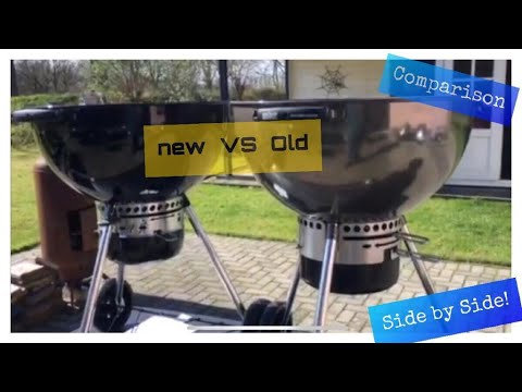 Tv Meubel Master.Weber Master Touch Premium 2019 E 5775 2015 Mt Bbq Side By Side