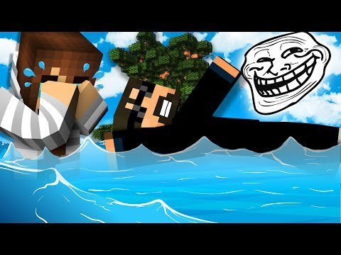 WHAT IS MINECRAFT | THEY FLOODED OUR HOUSE?! #5