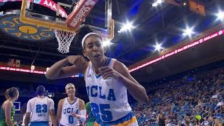 Recap: Monique Billings scores career-high in UCLA women's basketball win over Oregon