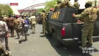 Irak'ta gösterilerin bilançosu artıyor: 5 ölü, 190 yaralı