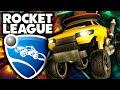 Rocket League: Funtage! - (Rocket League Funny Moments)