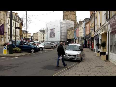 Town Centre, Cirencester