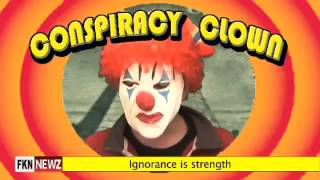 Conspiracy Clown - Planet X Where are you