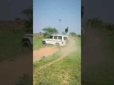 full modified bolero car off-roading testing driving #shorta #bolero #arunpanwar