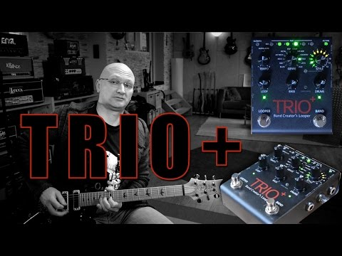 Digitech Trio+ Band Creator - MEGA IN DEPTH Review and Tutorial