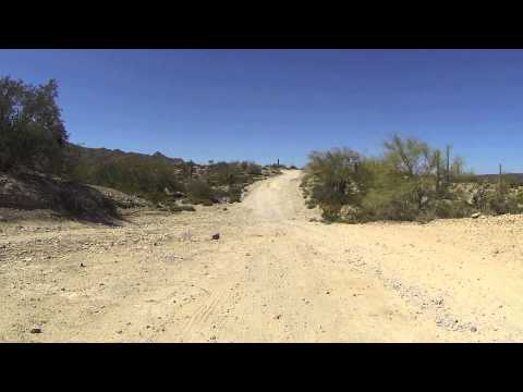 Ajo Copper News to Cabeza Prieta Wildlife Refuge, Ajo, Arizona, Front View, GOPR9465
