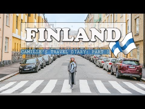 Travel Diary: Helsinki, Finland | Camille Co