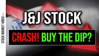 😱 Johnson and Johnson Lost $40B in 1 Day! JNJ Stock Analysis 😱