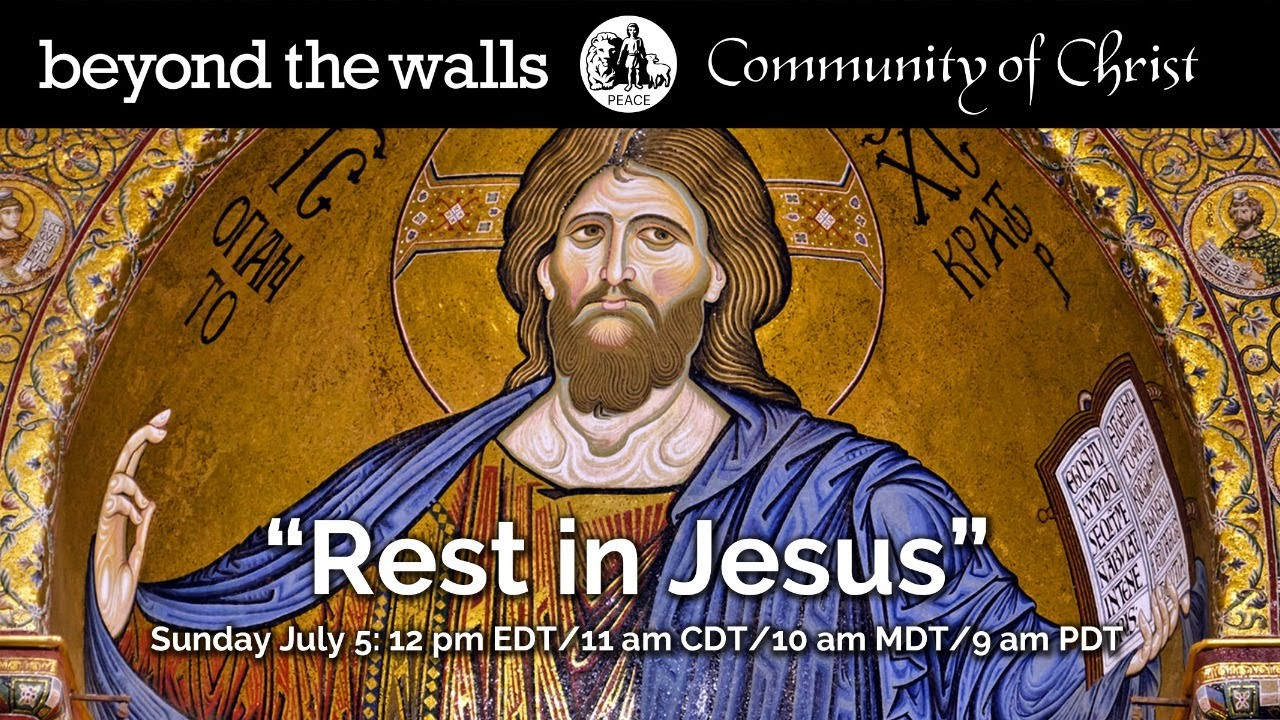 Beyond the Walls Online Church JULY 5 - Communion Service